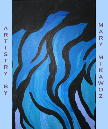 Copyright Protected by Mary Miikawoz