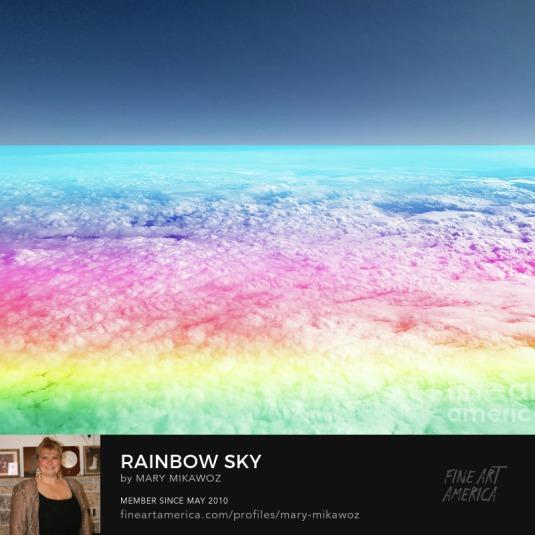 Mikawoz Rainbow Sky